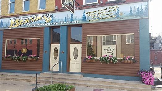 About Beander's Restaurant & Tavern in Elkins, WV