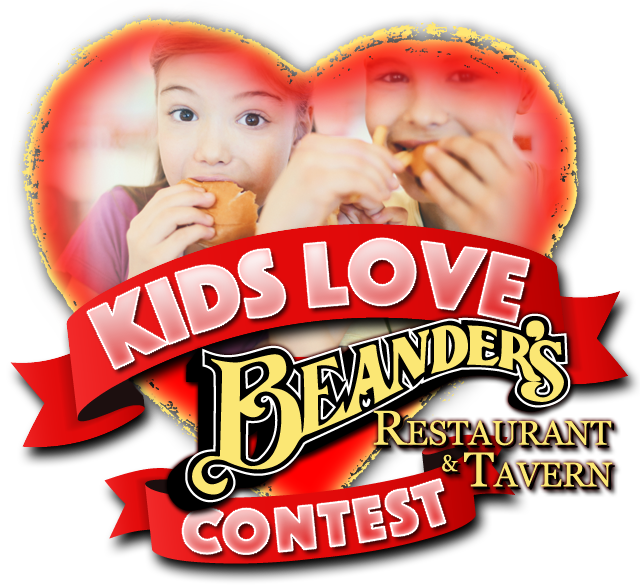 Enter Kids Love Beander's Contest