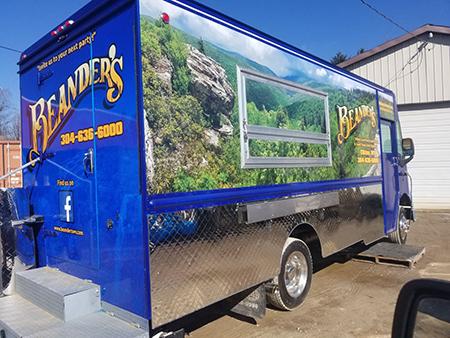 Beander's Food Truck 2