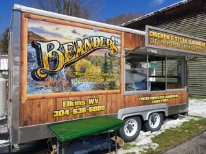 Beander's Restaurant & Tavern's Food Trucks in Elkins, WV